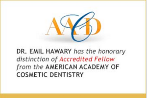 Certified Cosmetic Dentist