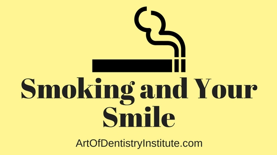 Smoking and your Smile