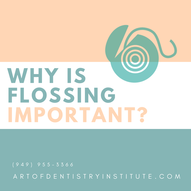 Why is flossing important are you flossing correctly