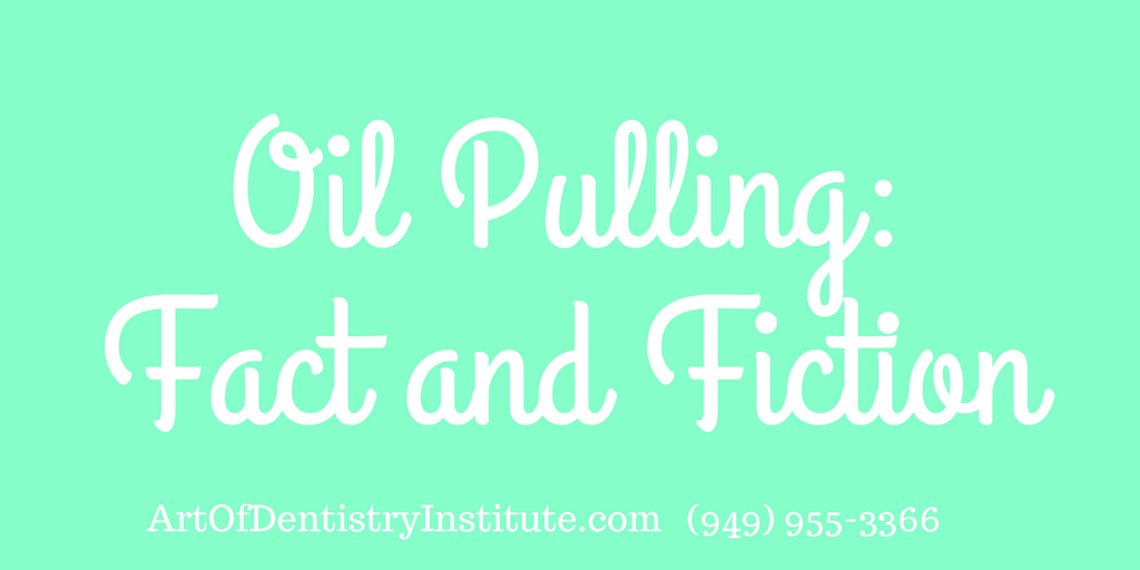 Is oil Pulling Good For Your Teeth
