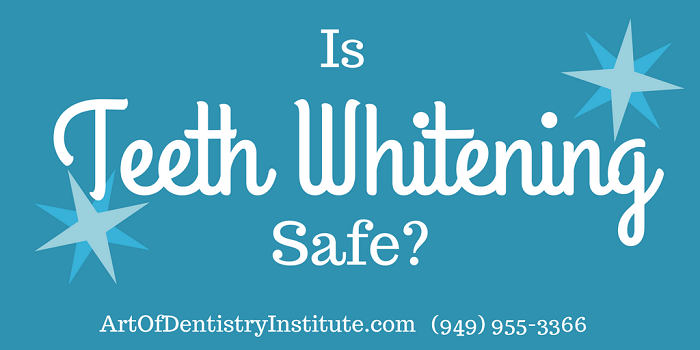 Is Teeth Whitening Safe